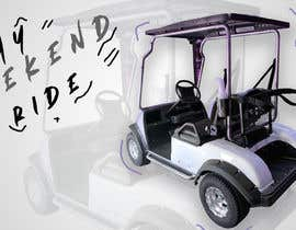 #5 for photoshop rear golf cart pictures by Aftabahmed101