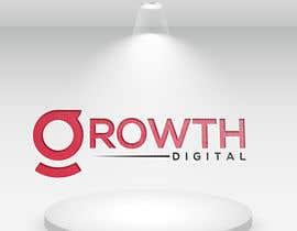 #182 for Logo for Digital Maketing Agency (Name: Growth Digital) af imnomankahn