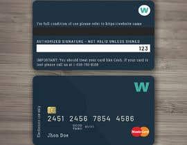 #3 für Gift Card Mock-Ups für neue Produkte im Bereich Reise/Mobilität/Tanken und Merchandise von graphicsanalyzer