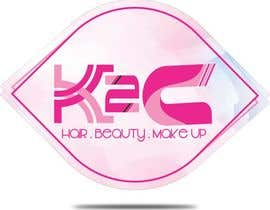 nº 38 pour the company is called K2C, Hair - Makeup - beauty should sit under the logo please look at attachments for ideas of what I am after. par mohsinsdk
