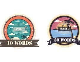 #21 para Design badges for an language learning platform de mehedibondhon