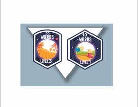 #6 untuk Design badges for an language learning platform oleh legalpalava