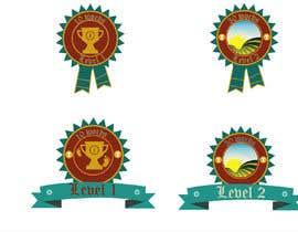 #11 untuk Design badges for an language learning platform oleh mrinmoymithun77