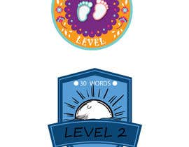 #15 untuk Design badges for an language learning platform oleh shimanto23