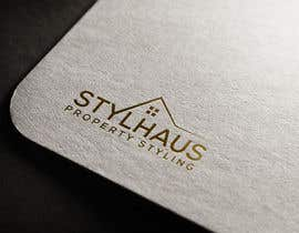 #151 for Design/Logo for new Business: Stylhaus Property Styling by blackfx07