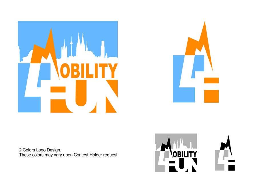#127 for Logo Design for e-mobility start-up by karoll