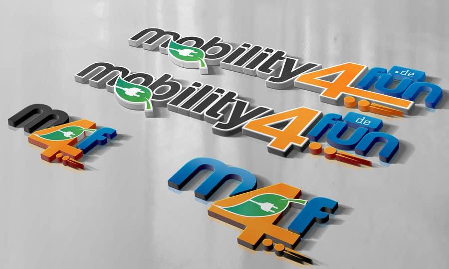 Kilpailutyö #133 kilpailussa Logo Design for e-mobility start-up