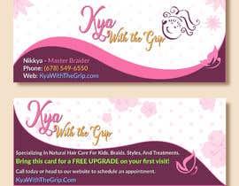 #25 , Need LOGO & BUSINESS CARD Design for a Salon 来自 alaayassin90
