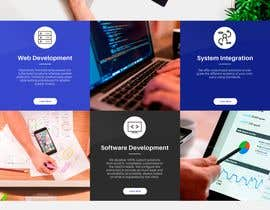 #24 for Create a design for a company website by luis13079