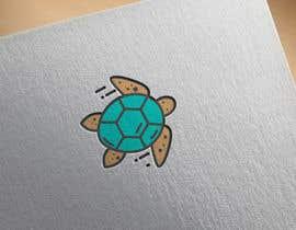 #104 , Loggerhead sea turtle logo 来自 Lianji
