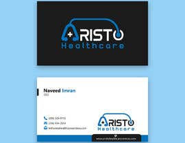 #36 for Design a nice business card and Suggest a Punch to go with it. by naveed786logicte
