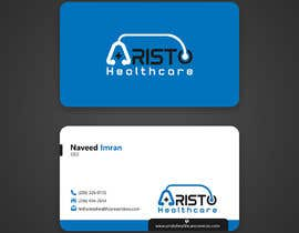 #38 for Design a nice business card and Suggest a Punch to go with it. by naveed786logicte