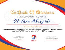 #11 for Design of diploma document with Illustrator af designpower78
