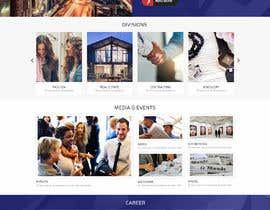 #28 for Design a website (Homepage PSD) by DigitalArcanum