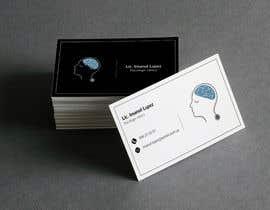 #200 for DESIGN BUSINESS CARD (PSYCHOLOGIST) af curiosity5