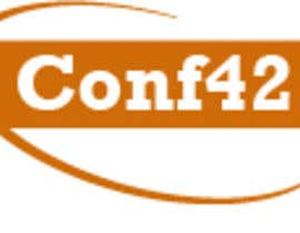 "#105 for Design a logo for a technology conference ""Conf42.com"" by darkavdark"