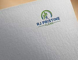 #57 для I need a logo designed for a commercial cleaning company.  RJ Pristine Clean is the name of the company. I want something professional and catchy. от ahamhafuj33