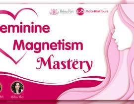 #88 for Feminine Magnetism Mastery Landscape Design af affandiahmad890