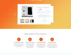 #34 for Two landing page by SK813