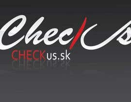 #65 para Logo Design for CHECKus.sk por Dokins
