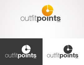 #62 for Logo Design for outfitpoints.com by QuantumTechart