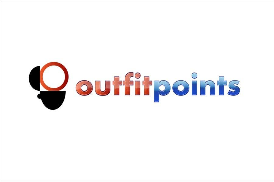 Konkurrenceindlæg #24 for Logo Design for outfitpoints.com