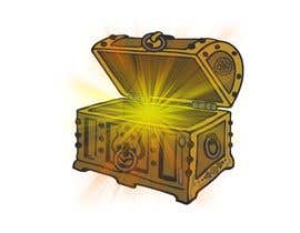 #3 for Need a graphic of a modern steam punk type Trunk/Chest with video game glow upon open view. by RenggaKW