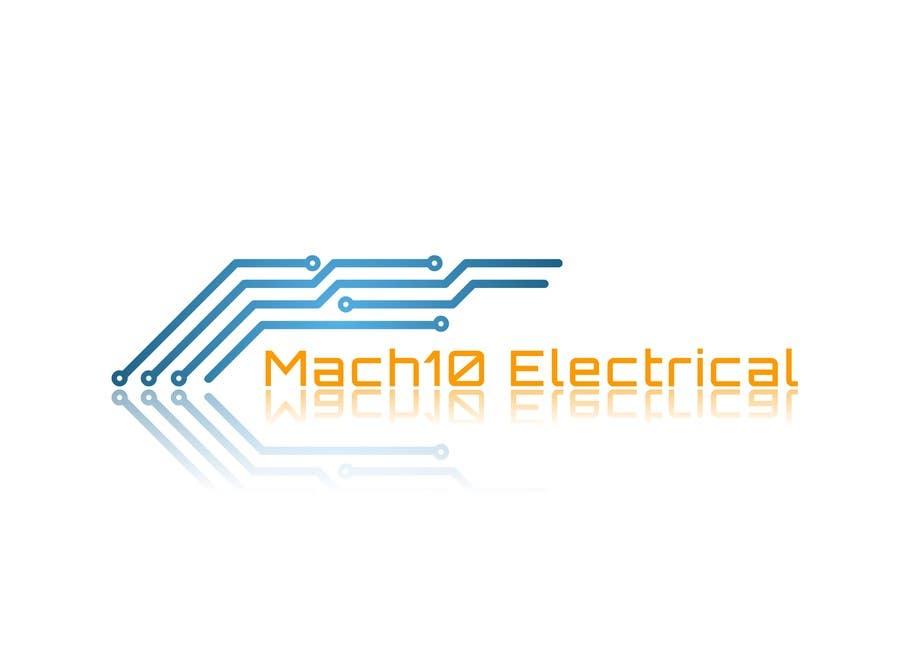 Penyertaan Peraduan #                                        1                                      untuk                                         Design a Logo for Electrical Contractor