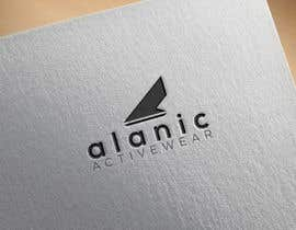 #64 for New Logo Design for Alanic Activewear af aljihad
