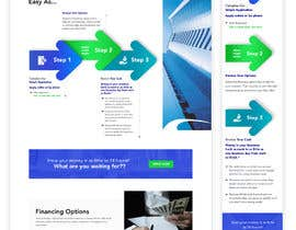#21 for Alternative Finance company in need of a professional website af saidesigner87