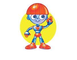 #37 for Logo for Robotic Training Center af donfreelanz