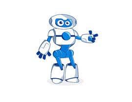 #73 for Logo for Robotic Training Center af NouhailaBouba