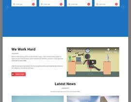 Nro 3 kilpailuun Build me a website käyttäjältä sharifkaiser