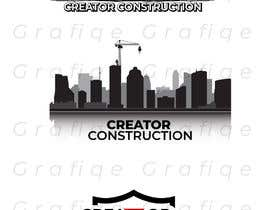 #1 for Logo for construction business by ssh55cb40706baa9