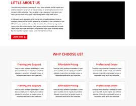#3 for Update website including text, images, layout (Wordpress) by gravitygraphics7