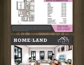 #16 for Make a House & Land Package Brochure by petersamajay