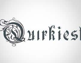 #77 pёr Logo Design for www.quirkiest.com nga MarcusPan