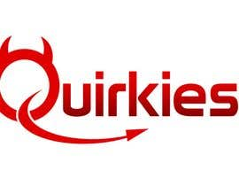 #153 สำหรับ Logo Design for www.quirkiest.com โดย danjuh25