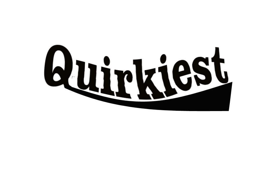 Contest Entry #163 for Logo Design for www.quirkiest.com