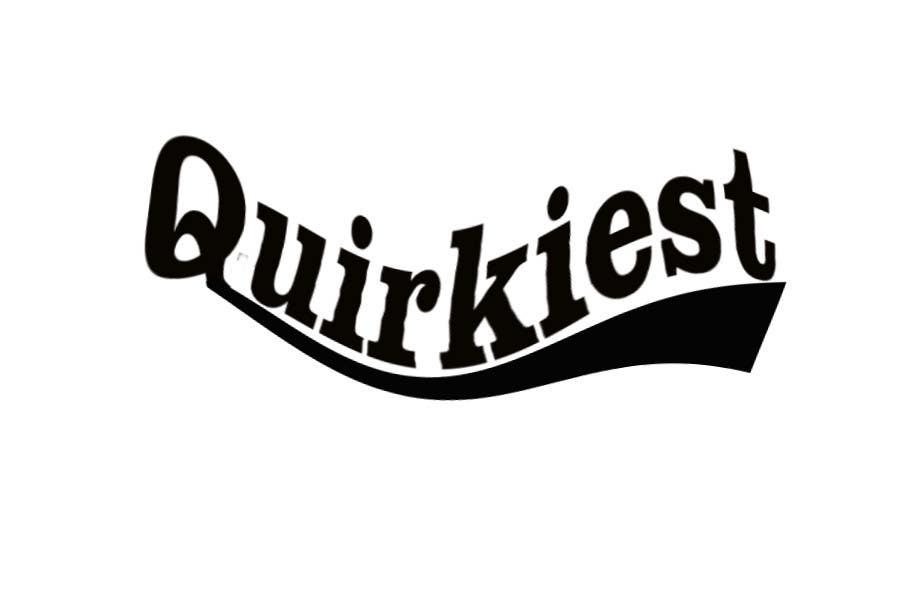 Contest Entry #166 for Logo Design for www.quirkiest.com