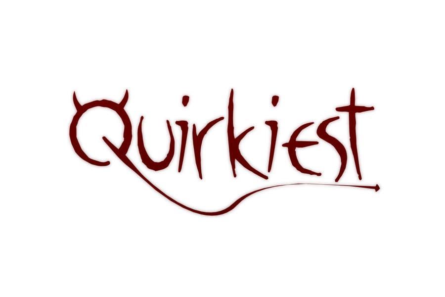 Contest Entry #131 for Logo Design for www.quirkiest.com