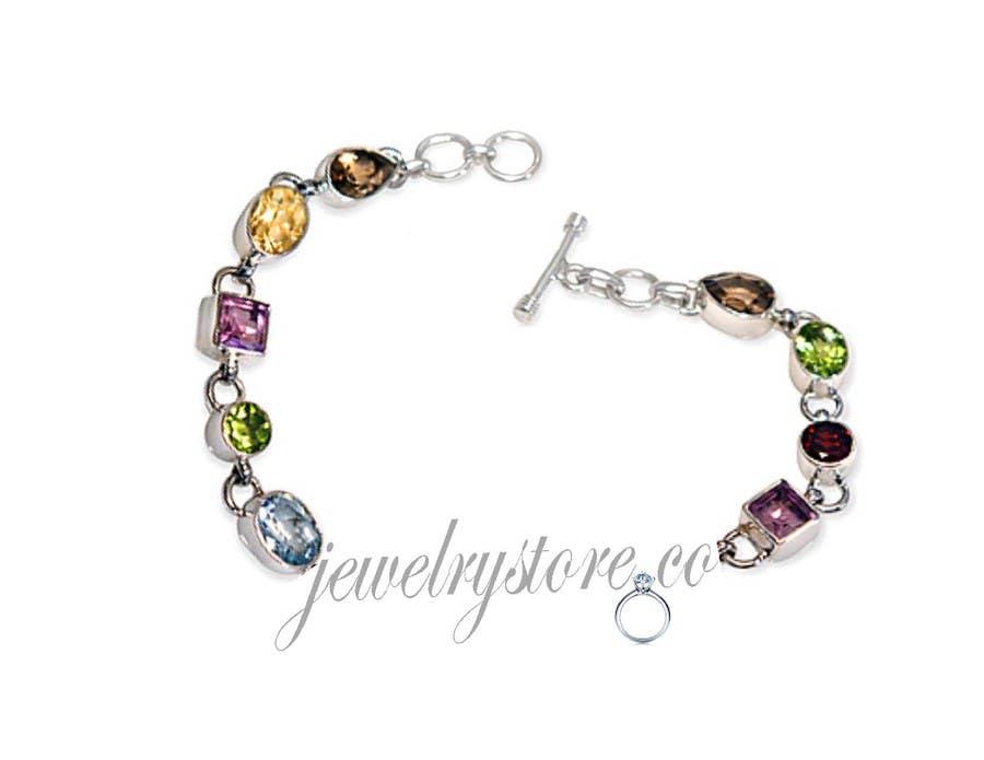 Penyertaan Peraduan #53 untuk Logo Design for online jewelry store