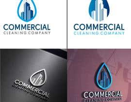 Nro 72 kilpailuun Logo needed for a commercial cleaning company käyttäjältä kmtitu
