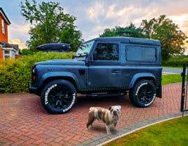 Nro 133 kilpailuun I need a dog photoshopped onto another photo. käyttäjältä nafiskhatri