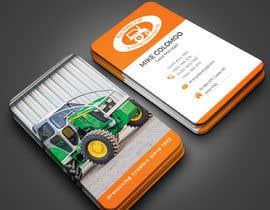 #47 for Redesign Business Card af DesignerSohan