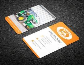 #49 for Redesign Business Card af DesignerSohan