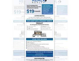 #100 for Custom Flyer for Recruiting Real Estate Agents by rezaulkarimrif