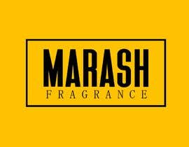 #52 for New logo for my company name MARASH fragrance and keep the back round yellow colo af ryreya