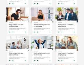 #36 cho Need Blog website design (html) bởi syrwebdevelopmen