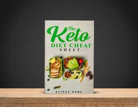 """#52 for create ebook cover design called """"The Keto Diet Cheat Sheet"""" by arsalansolution"""